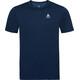 Odlo Cardada t-shirt Heren blauw
